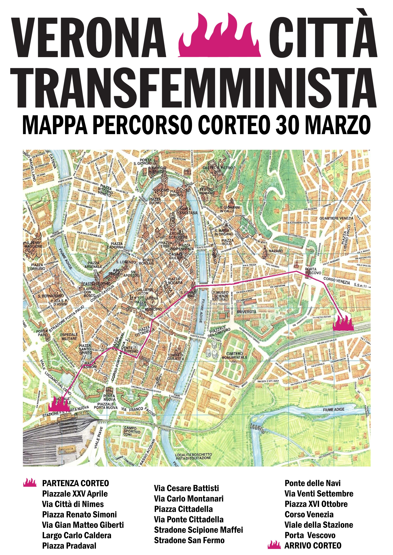 le donne vogliono un uomo che protegge transex verona